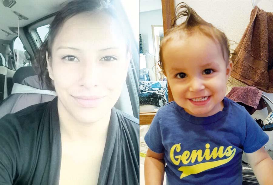Madre mata a golpes a hijo de dos años