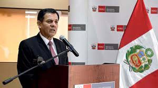 Mauro Medina, ministro del Interior