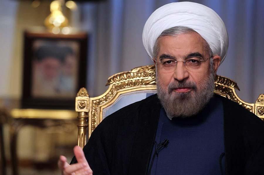 Presidente iraní, Hasán Rouhaní
