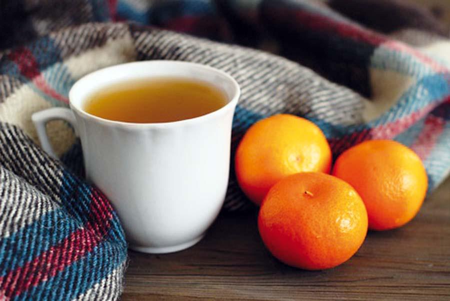 Té de mandarina