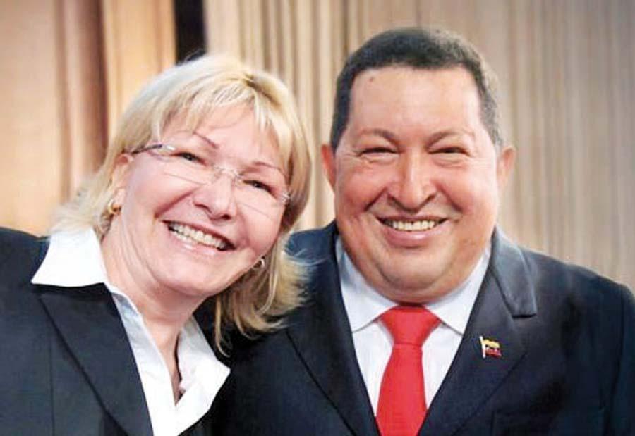 ex fiscal general de Venezuela, Luisa Ortega Díaz duda en muerte de Hugo Chávez