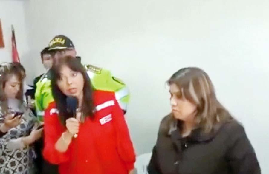 ministra de Desarrollo e Inclusión Social, Liliana La Rosa