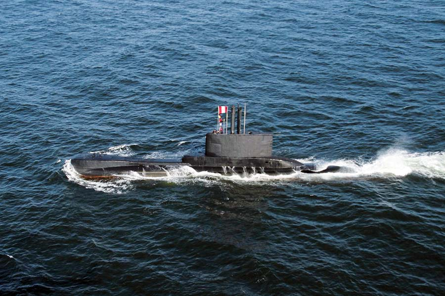 El suministro de 16 unidades de convertidores estáticos para 4 sumergibles Tipo U209/1200 continúa modernización de la Fuerza de Submarinos de la MGP