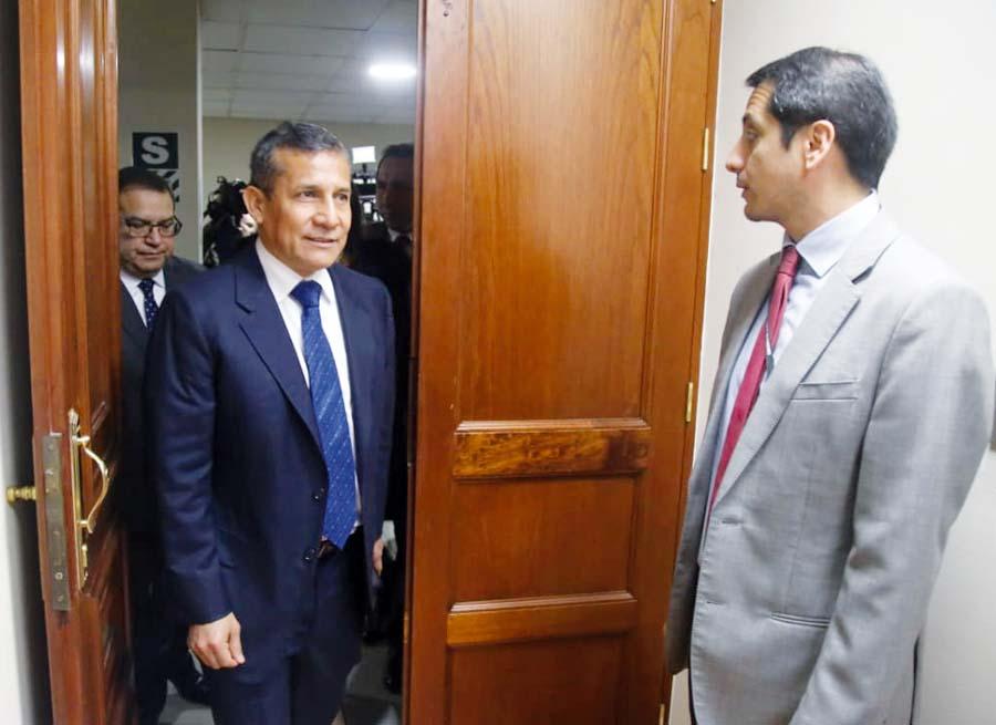 Expresidente Ollanta Humala