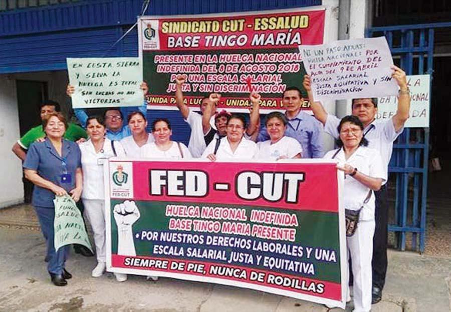 Federación de Trabajadores del Seguro Social de Salud