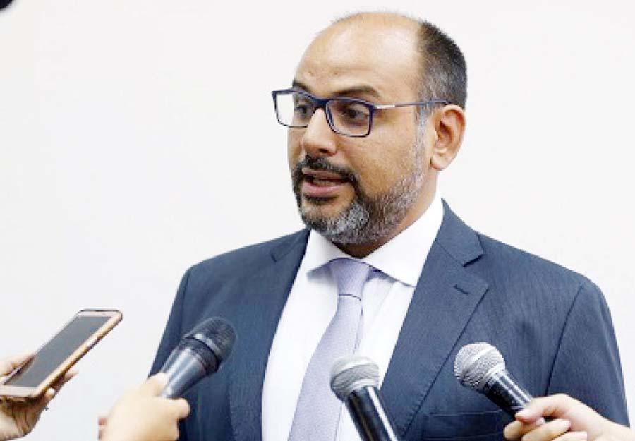 Ministro de Educación, Daniel Alfaro