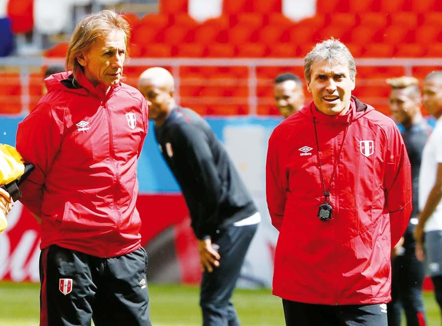 Néstor Bonillo analizó el performance de varios jugadores en el clásico entre la 'U' y Alianza Lima