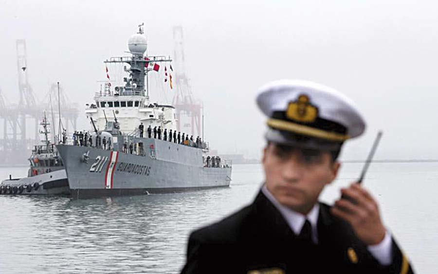 Patrulleras marítimas PGCP-50