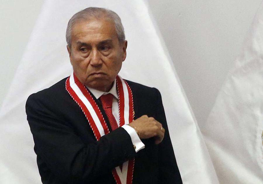 Pedro ChÁvarry, fiscal de la Nación