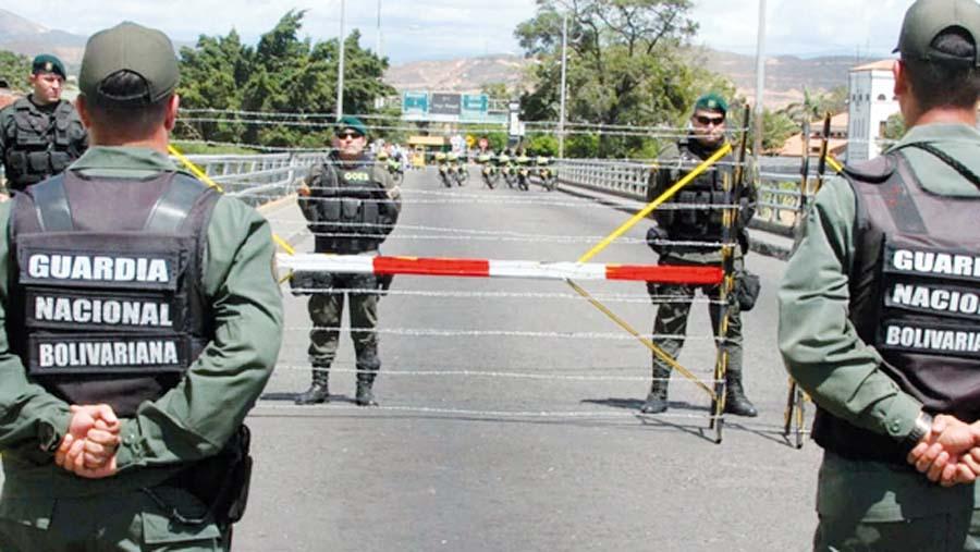 Venezuela viola territorio colombiano