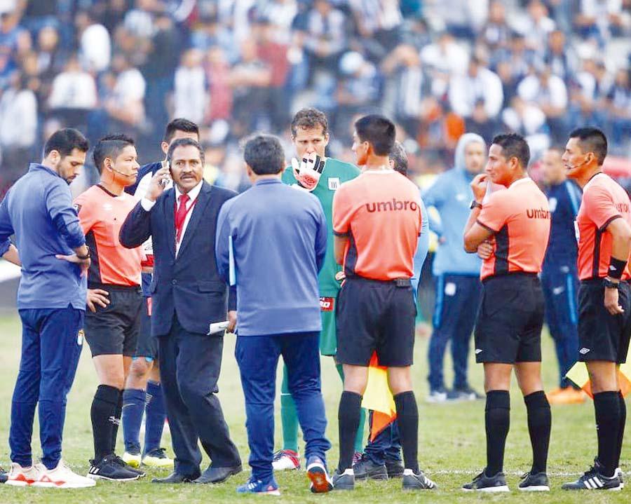 Alianza Lima sin populares
