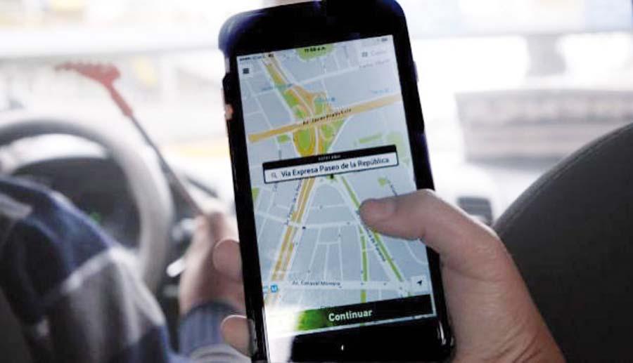 App taxis