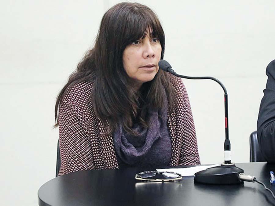 Astrid González Morales, mujer que atropelló a dos bomberos en Pueblo Libre