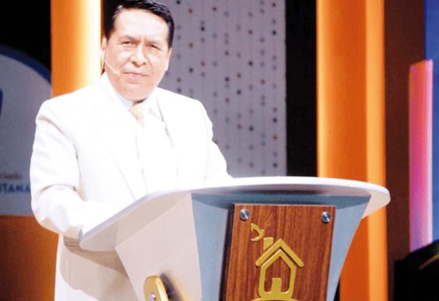 Pastor Santana