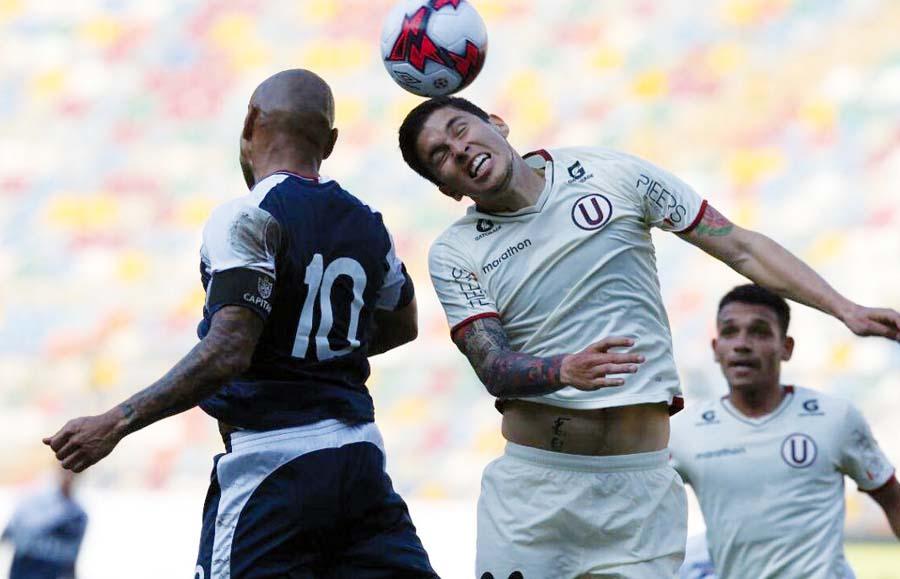 Universitario de Deportes empataron por 2-2 ante San Martin