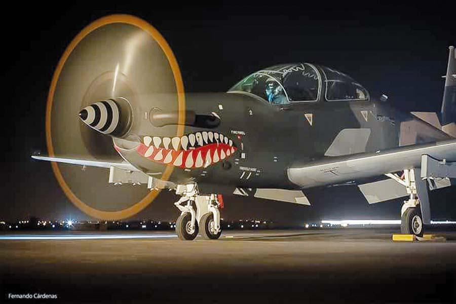 aviones de entrenamiento básico KT-1P