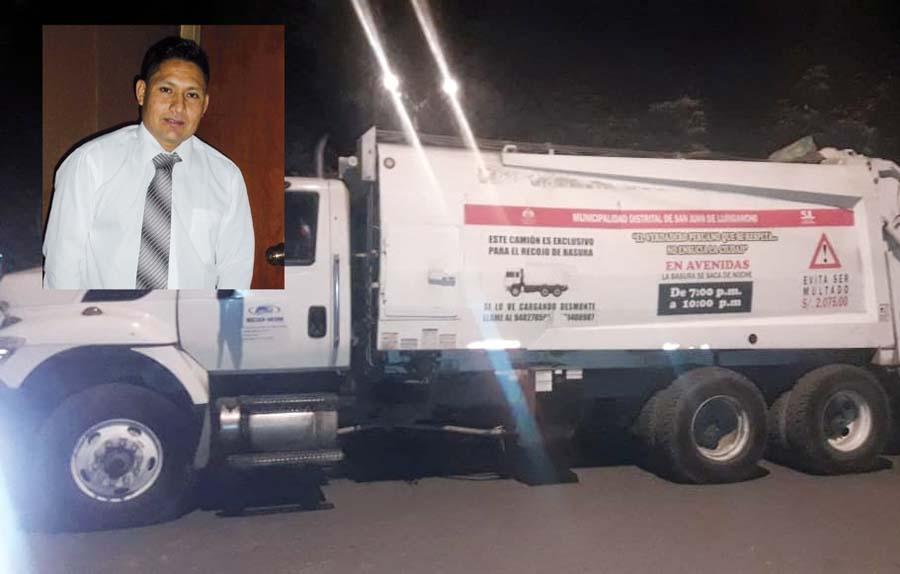 'Chino' asesino a obrero de limpieza