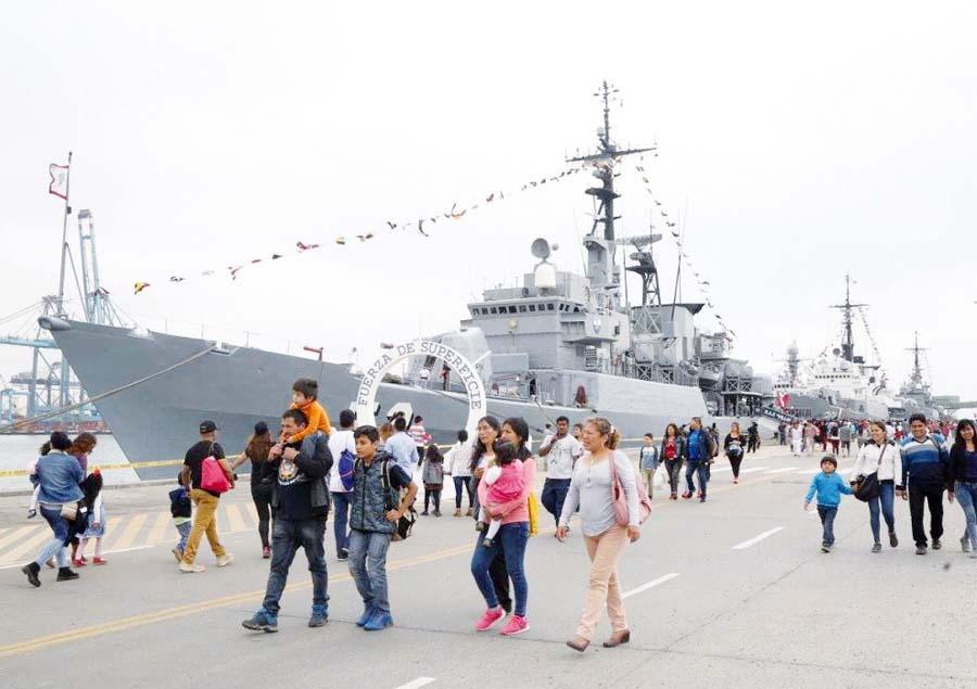 Base Naval del Callao