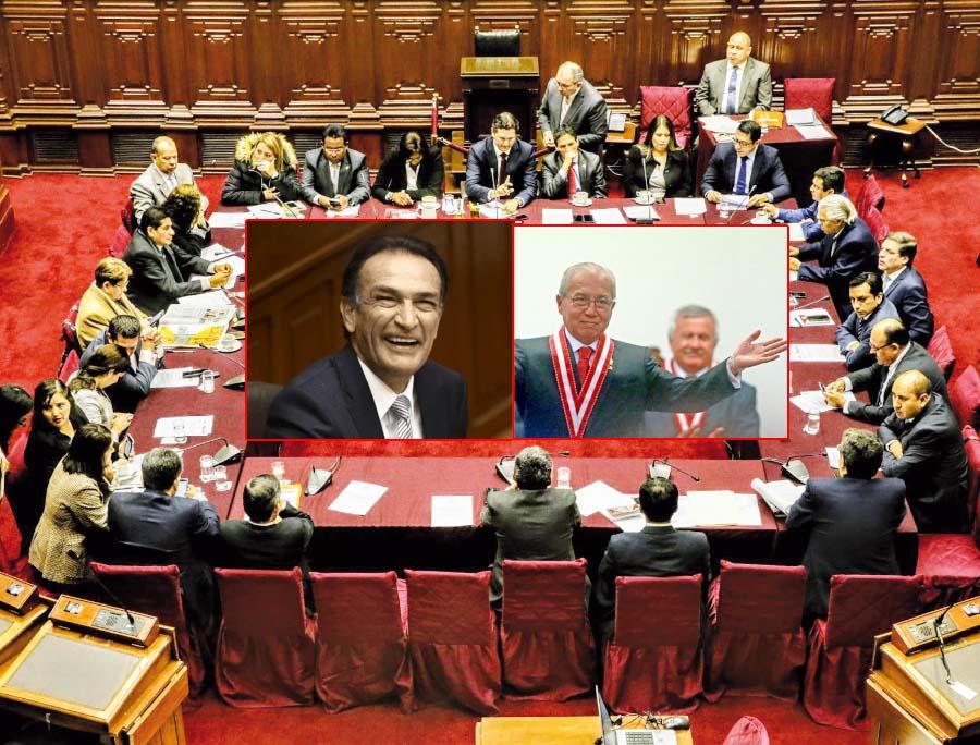 Comisión Permanente del Congreso archivó denuncias