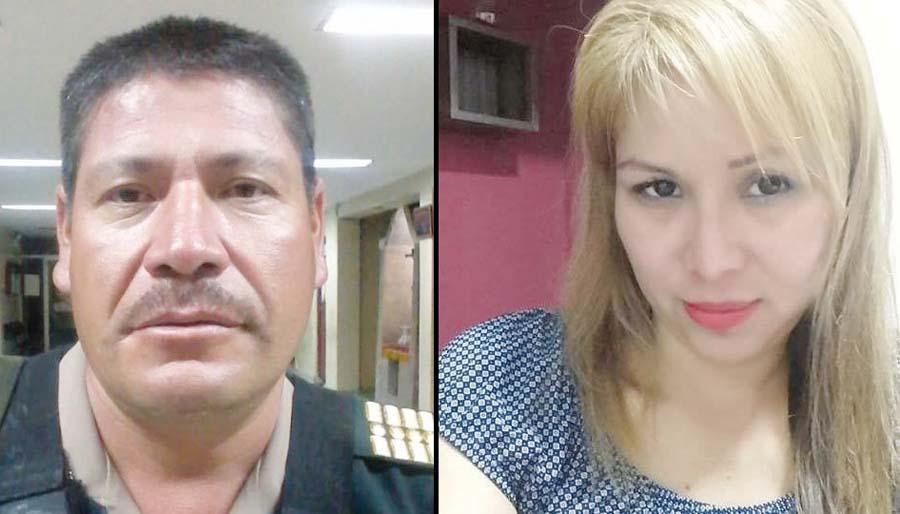 Policía asesina a su ex pareja y luego se quita la vida