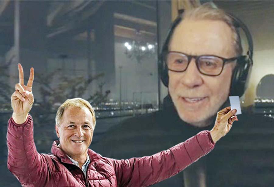 """Ricardo Belmont, Triunfo de Muñoz fue """"fraude"""""""