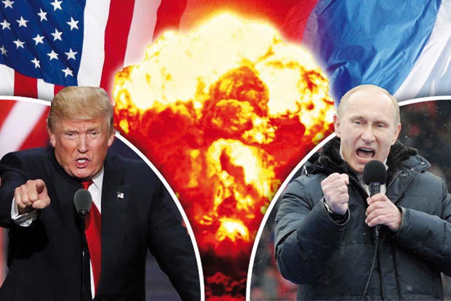 Rusia y Estados Unidos cerca de una guerra nuclear