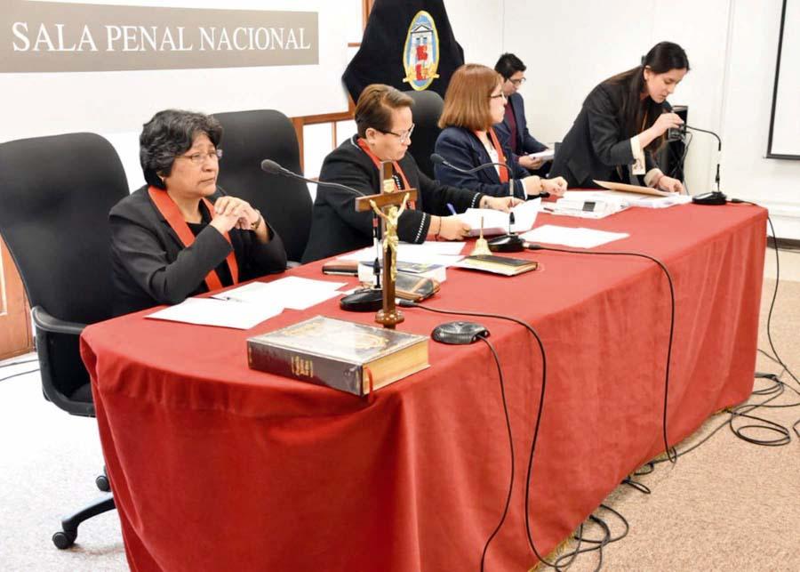 Sala Penal Nacional de Apelaciones