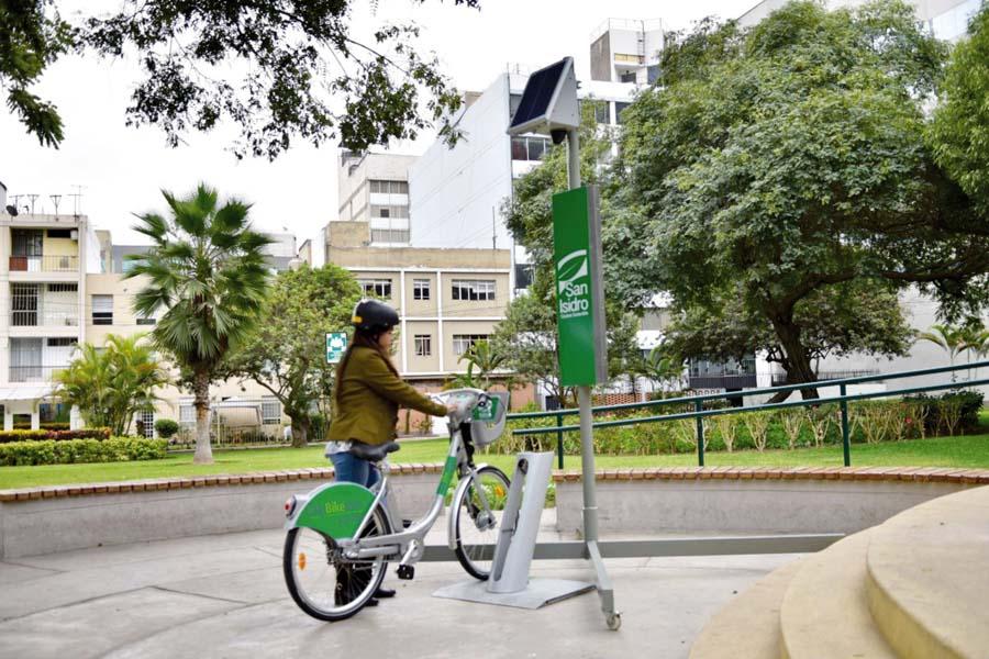 Sistema de Bicicletas Públicas