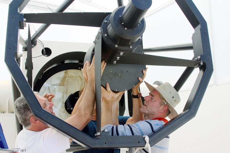 Telescopio Ritchey Chrétien