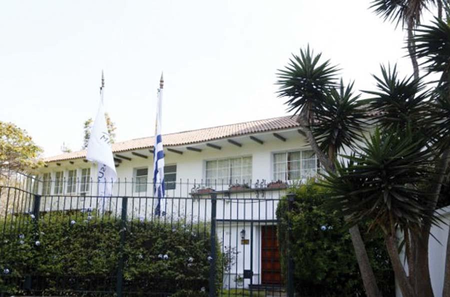 Cancillería de Uruguay