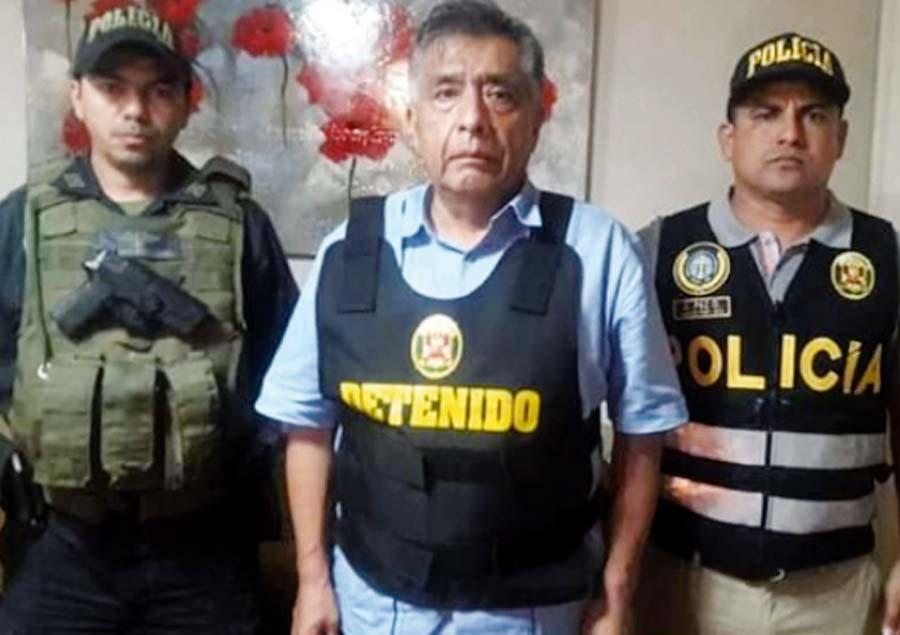 David Cornejo Chinguel