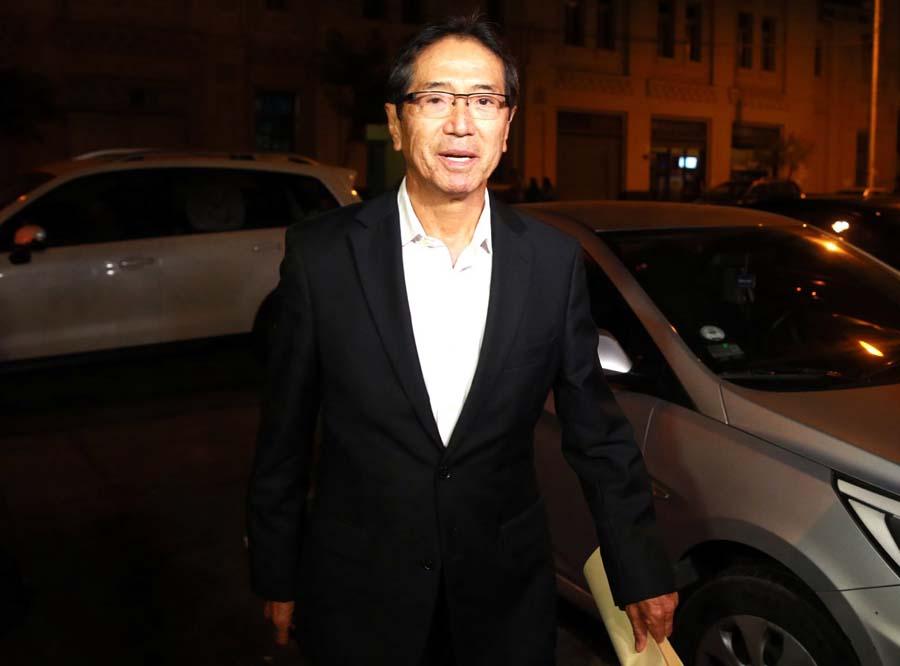 Ex-secretario de Fuerza Popular, Jaime Yoshiyama
