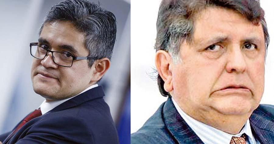 Fiscal Domingo Pérez interrogará al ex presidente Alan Garcia por caso Metro de Lima