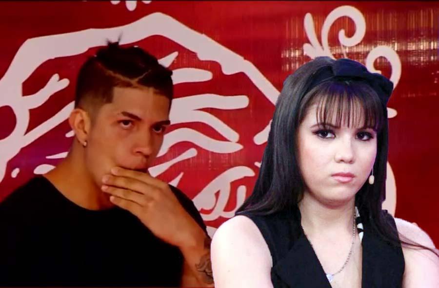 Greysi Ulloa fue golpeada por su esposo Ítalo Villaseca