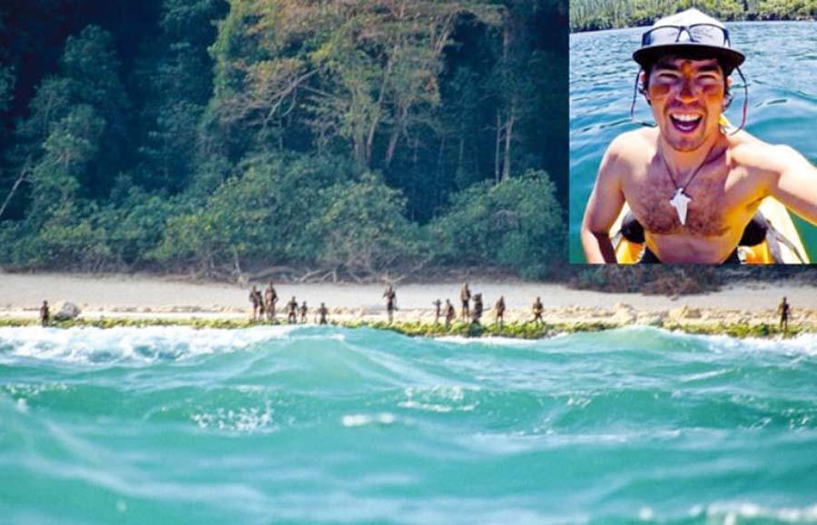 Indígenas mataron a turista
