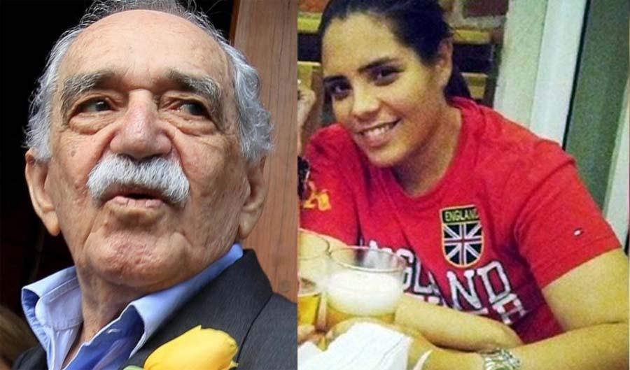 Melisa Martínez Garcia sobrina de Gabriel García Márquez