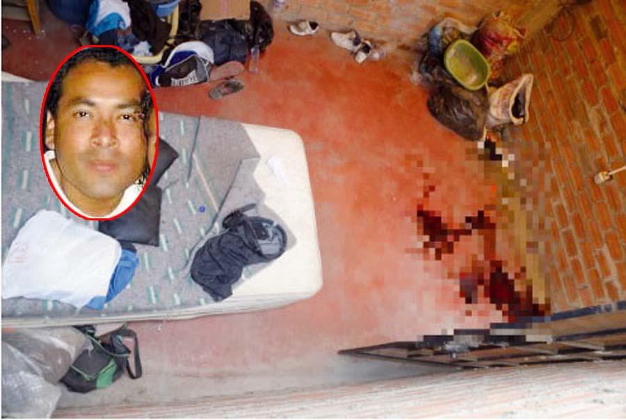 Menor mató a balazos a padrastro que intentó violarla