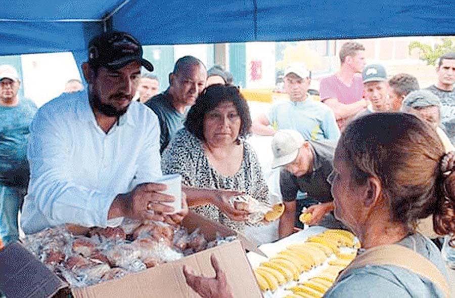 Venezolanos estarían comiendo de Qali Warma