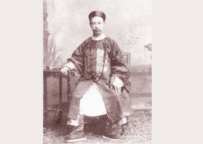 Quintin Quintana, el líder chino que ayudó al chileno Patricio Lynch