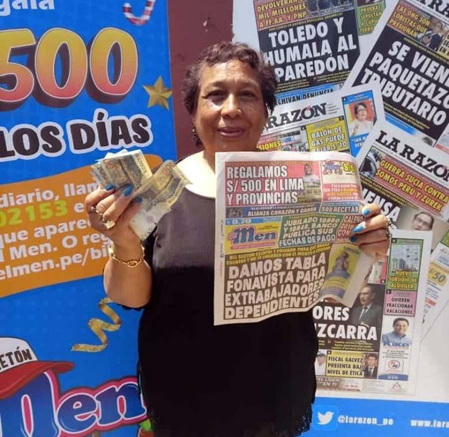 Margarite Elizabeth Pulque Palomera se convirtió en la sexta ganadora de 'El Men Billetón'