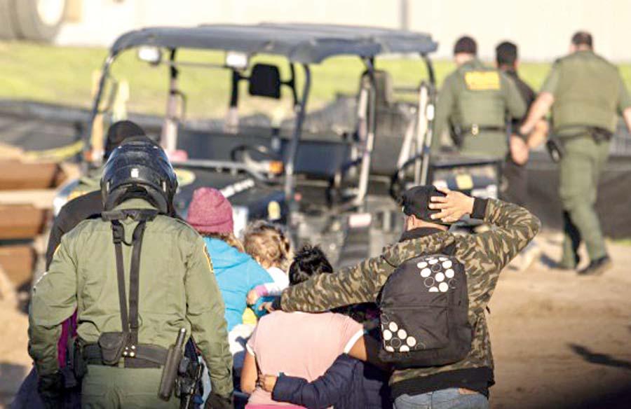 Niña inmigrante muere en frontera