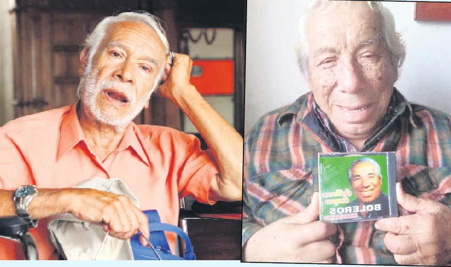 Pensión de gracia para 'Feo' Campos