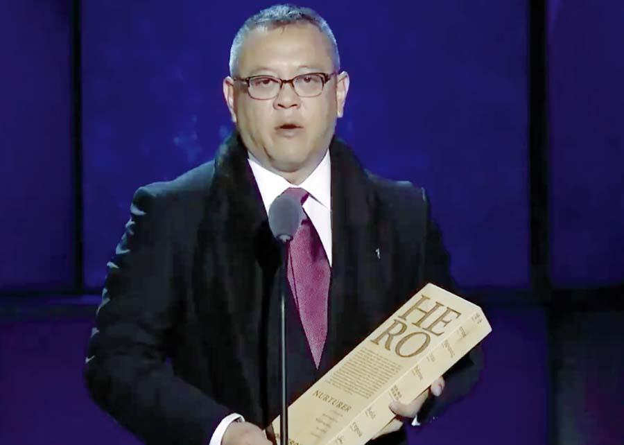 Ricardo Pun-Chong es el Héroe de CNN de 2018
