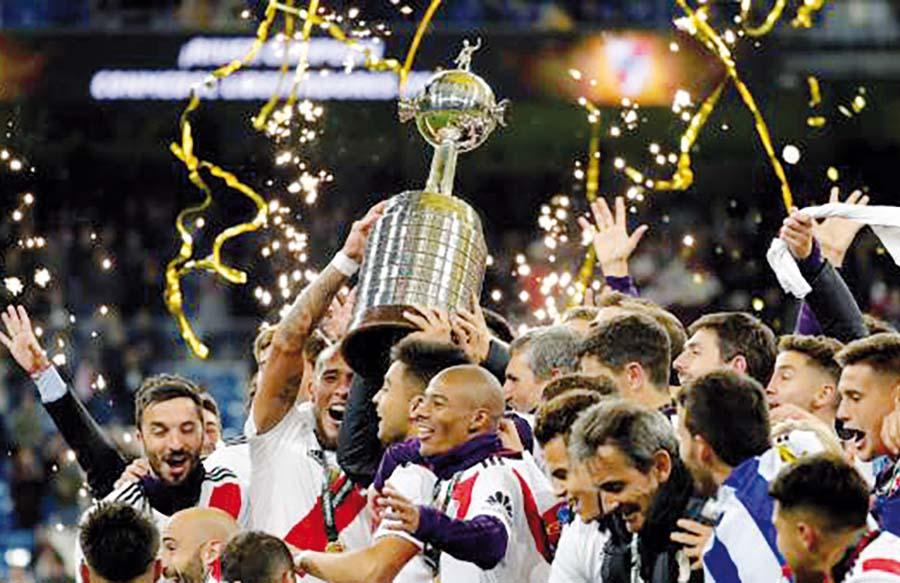River Plate es el campeón