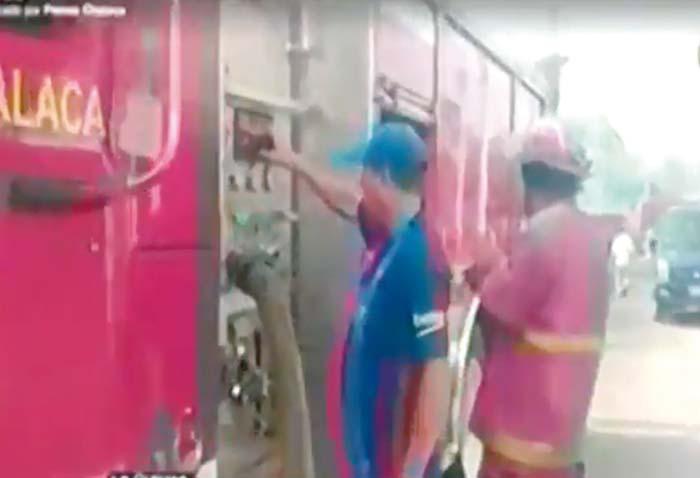 Tres angelitos mueren en incendio en el Callao