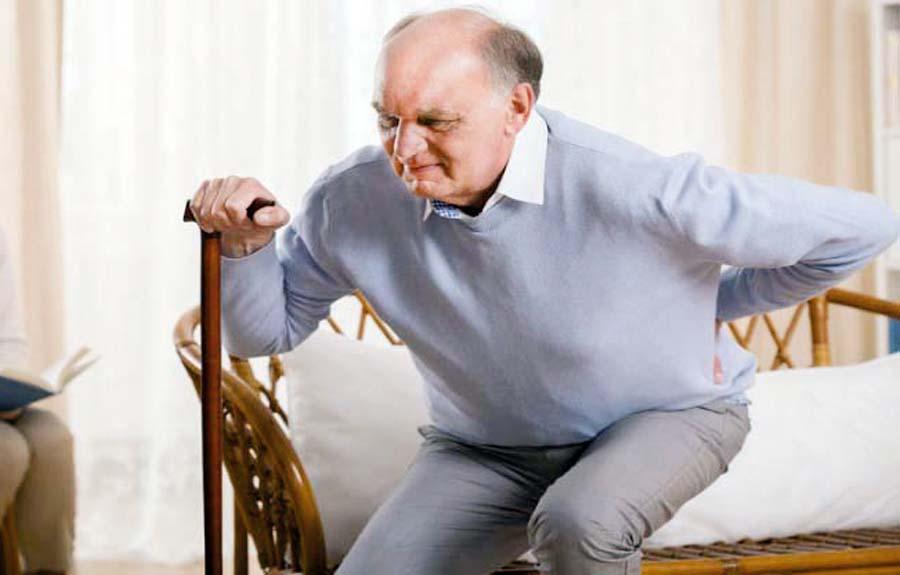 Artrosis en adultos mayores