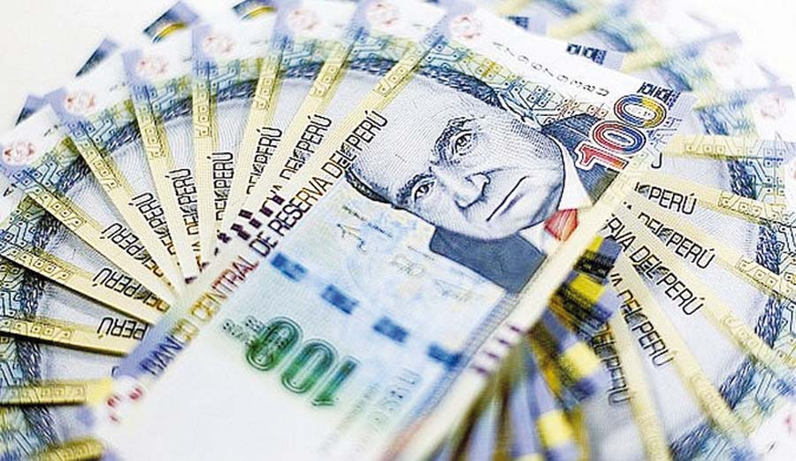 Billetes de 100 soles