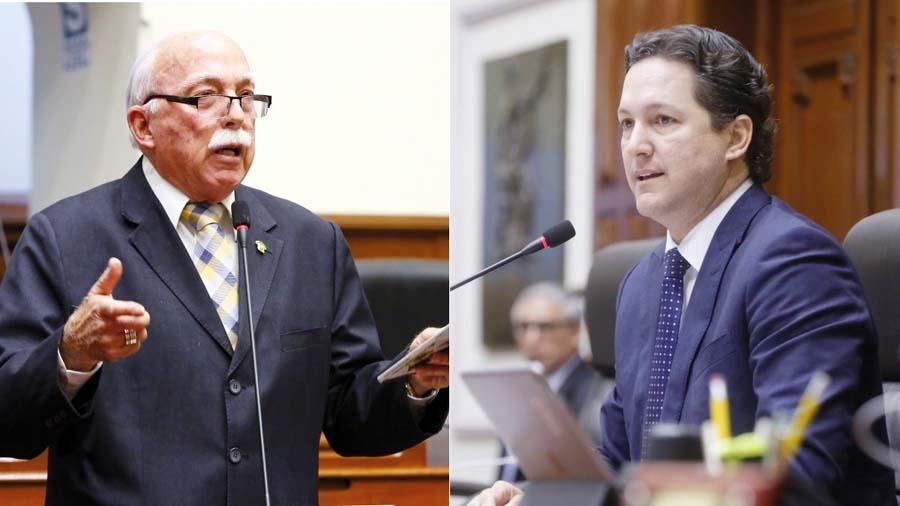 Congresista Tubino menosprecia a Salaverry