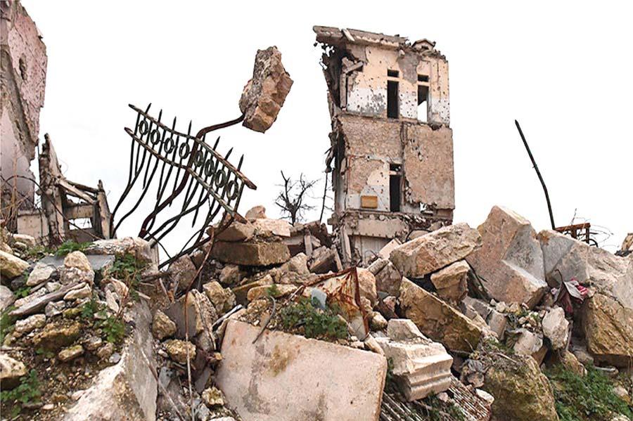 EE.UU bombardea Siria