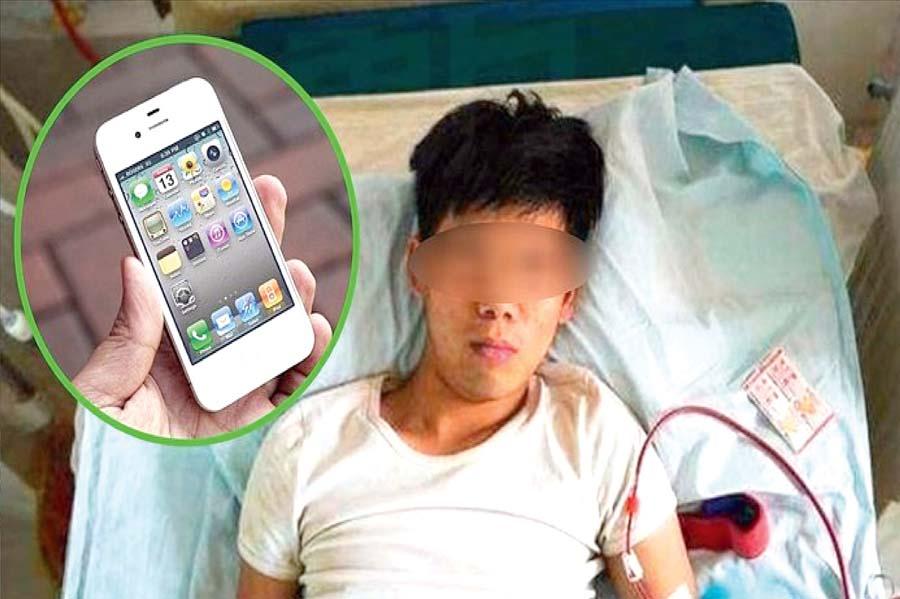 Joven vende su riñón paracomprarse un celular